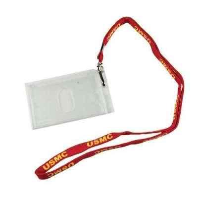 Porte badge en PVC rigide format carte de crédit ou sur mesure