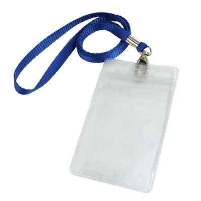 Porte badge en PVC format carte de crédit ou sur mesure